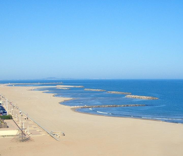 R sidence les cara bes serignan valras plage - Office de tourisme de valras plage ...